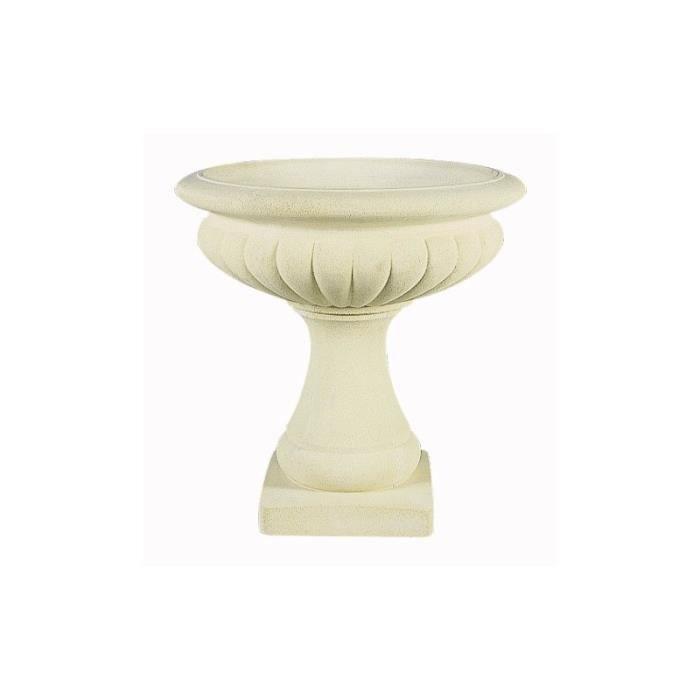 vasque avec pied 80 en pierre achat vente fontaine de jardin vasque avec pied 80 en pierre. Black Bedroom Furniture Sets. Home Design Ideas
