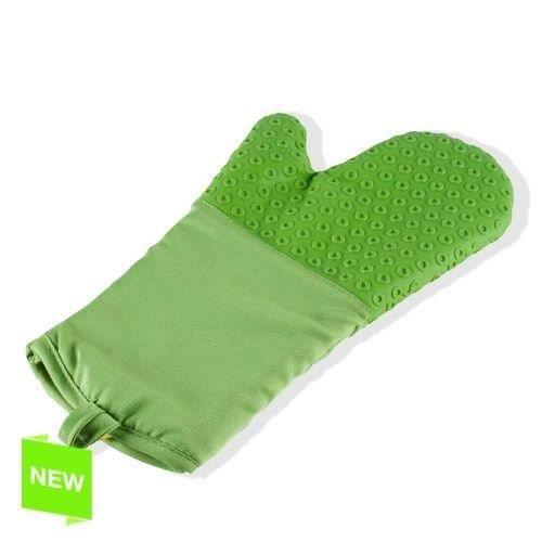 gant de cuisine en silicone vert achat vente gants de cuisine cdiscount. Black Bedroom Furniture Sets. Home Design Ideas
