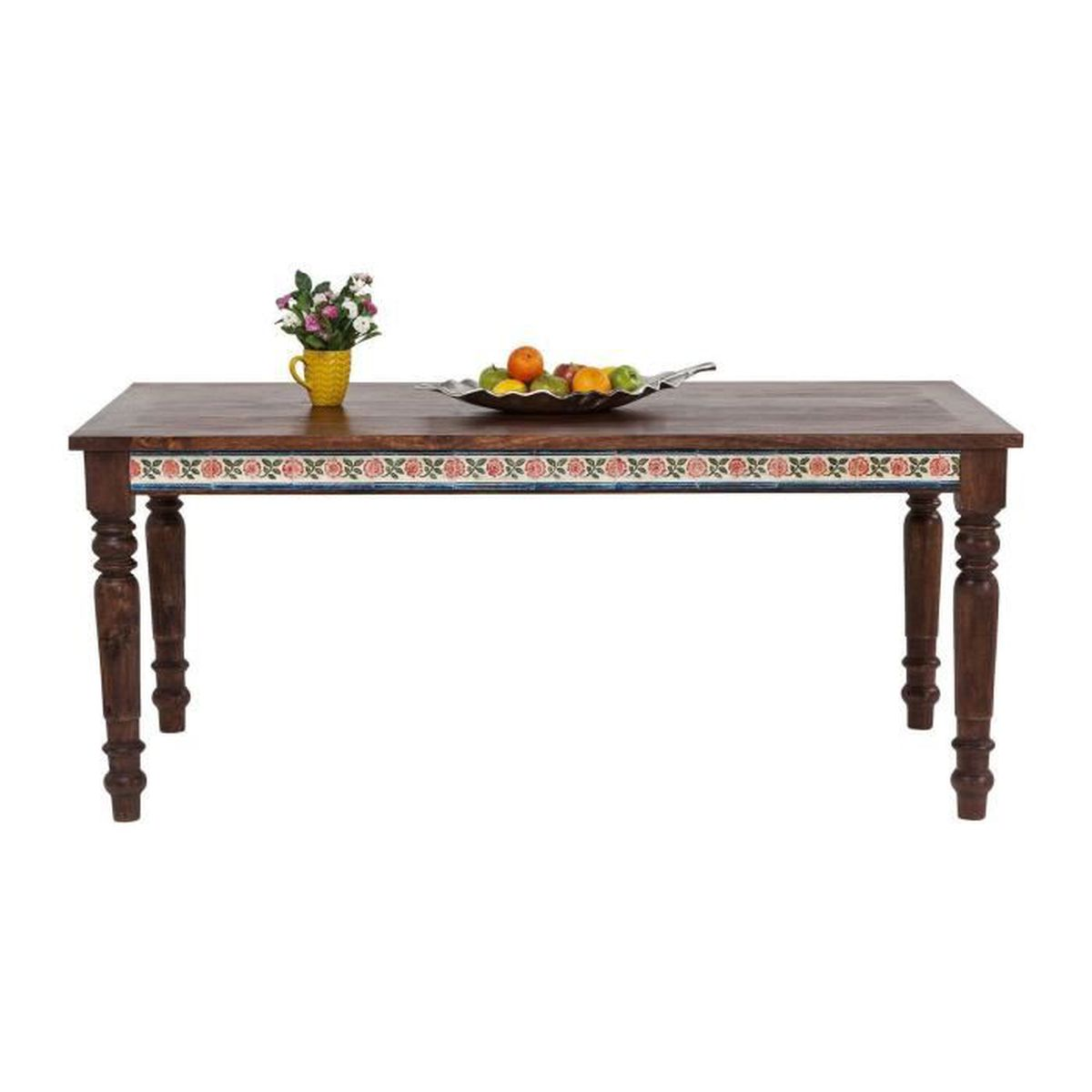Table vintage romance 180x90 cm kare design achat for Table 180 x 85