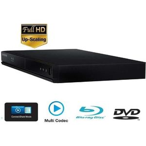 SAMSUNG BD-J4500R Lecteur Blu-ray DVD USB