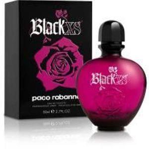 EAU DE TOILETTE Parfum POUR FEMME Black XS de Paco Rabanne EdT 80m