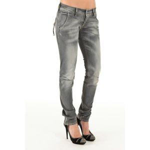 JEANS Jeans Maggy Meltin Pot Gris