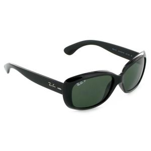 LUNETTES DE SOLEIL Ray Ban Jackie Kennedy 4101 Noir Taille : 58