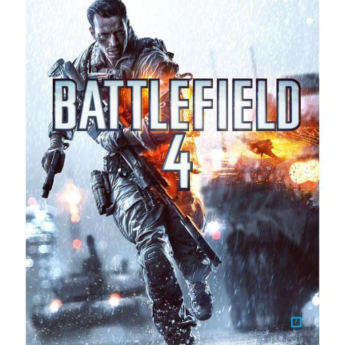 JEU PC Battlefield 4 Jeu PC