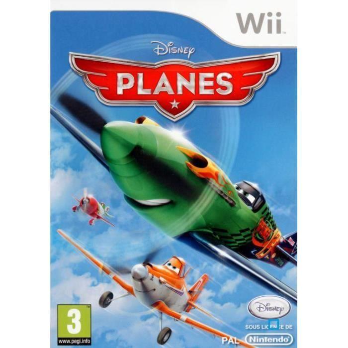 JEUX WII Planes Jeu Wii