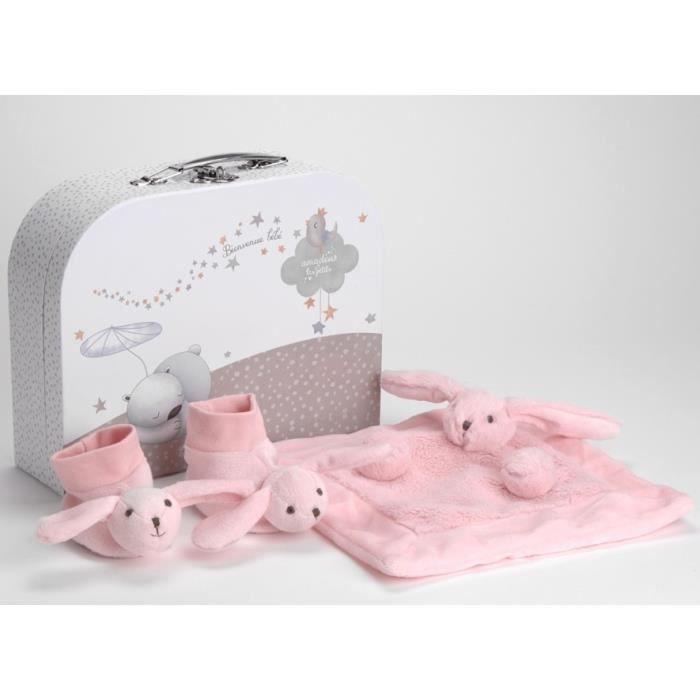 coffret de naissance achat vente coffret cadeau souvenirs coffret de naissance soldes d. Black Bedroom Furniture Sets. Home Design Ideas