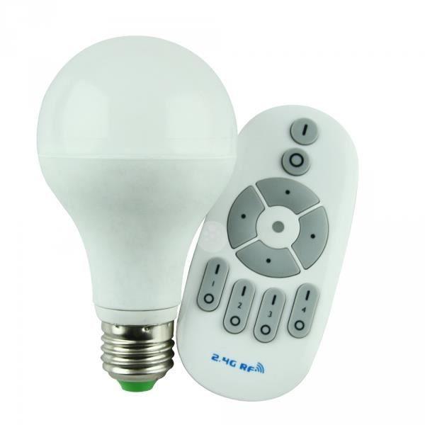 Ampoule led 12w avec variateur et t l commande achat vente ampoule led 12w avec variat - Variateur pour ampoule led ...