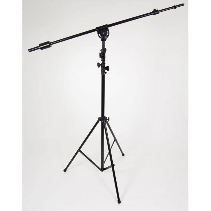woodbrass com ms02 pied de micro perche de stud microphone accessoire avis et prix pas. Black Bedroom Furniture Sets. Home Design Ideas