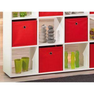 etagere separation achat vente etagere separation pas cher les soldes sur cdiscount. Black Bedroom Furniture Sets. Home Design Ideas