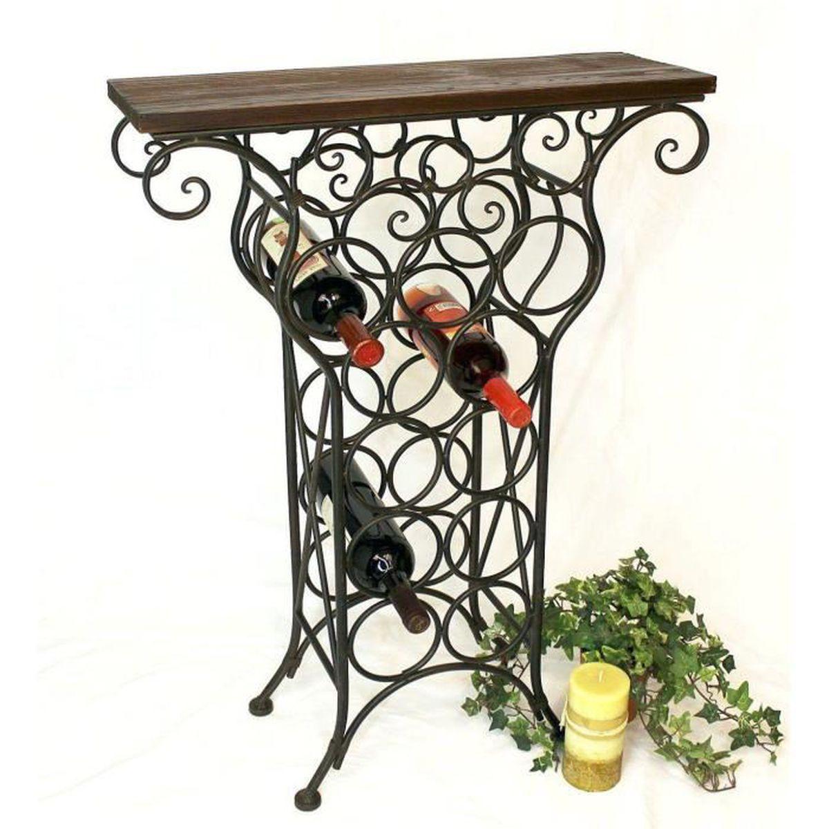dandibo casier vin 87cm hx12586 porte bouteilles m tal porte bouteilles etag re achat. Black Bedroom Furniture Sets. Home Design Ideas