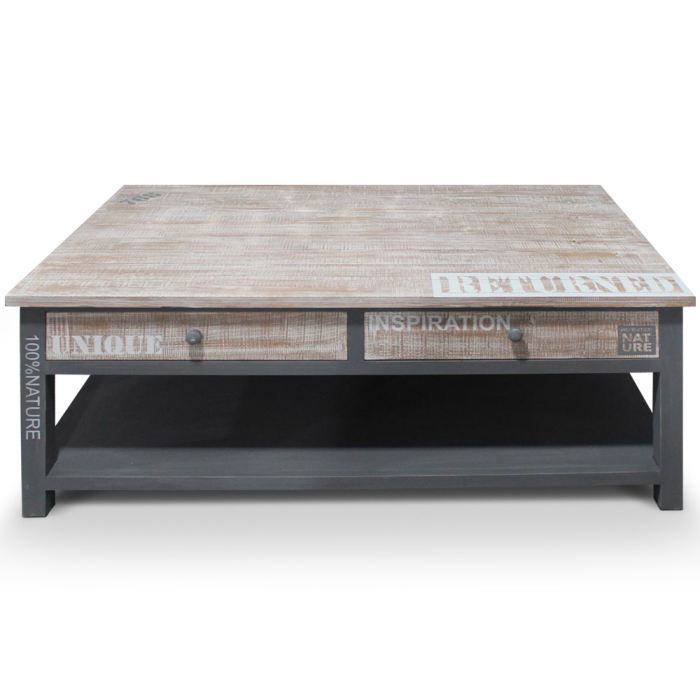 table basse h50