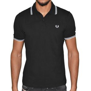 POLO Fred Perry - Polo Manches Courtes - Homme - Fpetsm