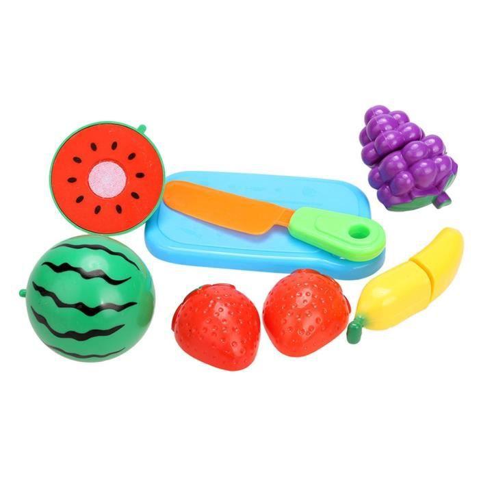 jouet int lligent cuisine semblant kit jouets enfants r utilisables r le play coupe jouet enfant. Black Bedroom Furniture Sets. Home Design Ideas