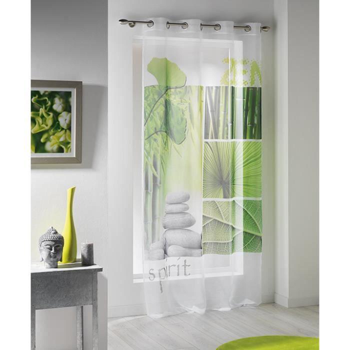 voilage fenetre zen. Black Bedroom Furniture Sets. Home Design Ideas
