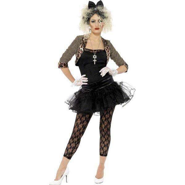 déguisement femme rockeuse