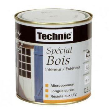 Ppg retail europe peinture sp ciale bois micropo achat for Peinture speciale bois