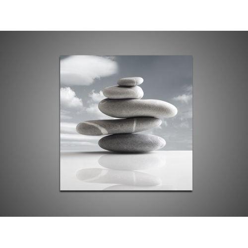 Tableau déco zen time Achat / Vente tableau toile Toile, Coton