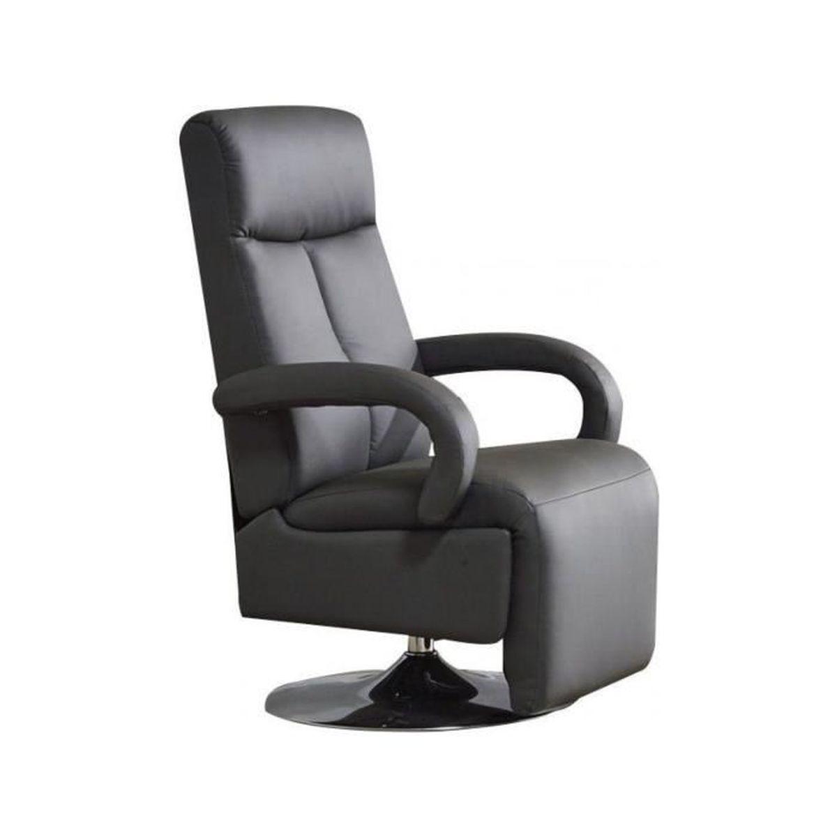 fauteuil relax elrctrique achat vente fauteuil relax elrctrique pas cher cdiscount. Black Bedroom Furniture Sets. Home Design Ideas