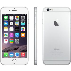 SMARTPHONE RECOND. IPHONE 6 BLANC 16GO REMIS A NEUF