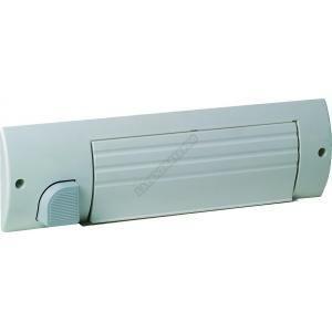Aldes plinthe ramasse miette blanche r f 11070019 achat vente vmc acces - Plinthe castorama parquet ...