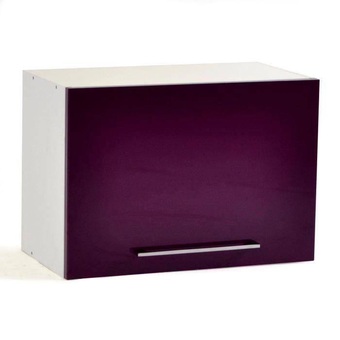 Vita meuble de cuisine haut court porte ouvrante 60cm - Elements cuisine independants ...