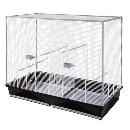 grande cage d 39 levage d 39 oiseaux amovible 2 d par achat vente voli re cage oiseau grande. Black Bedroom Furniture Sets. Home Design Ideas
