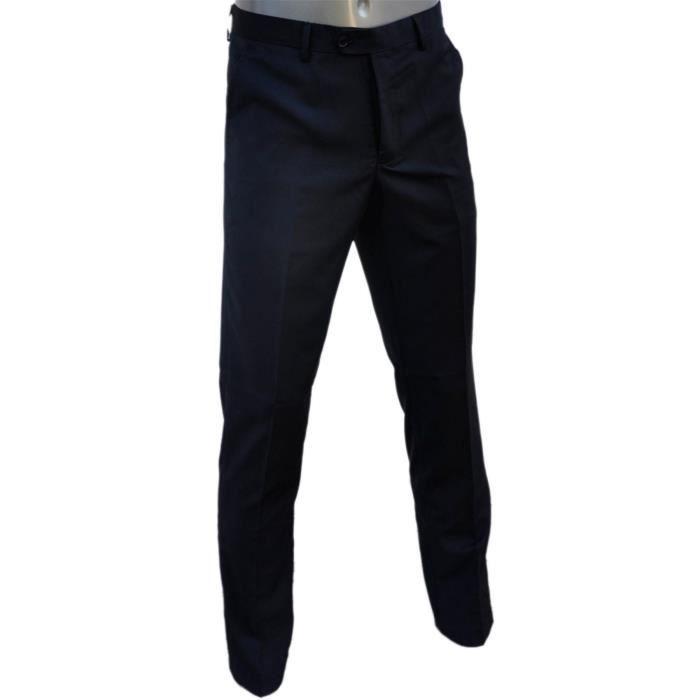 pantalon de costume noir homme 09 444 noir noir achat. Black Bedroom Furniture Sets. Home Design Ideas