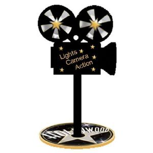 Decoration theme cinema achat vente decoration theme for Centre de table cinema