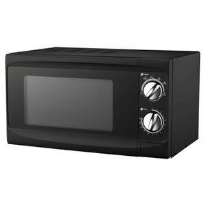 micro ondes noir achat vente micro ondes noir pas cher. Black Bedroom Furniture Sets. Home Design Ideas