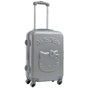 VALISE - BAGAGE Valise filles Hello Kitty - format cabine - low co