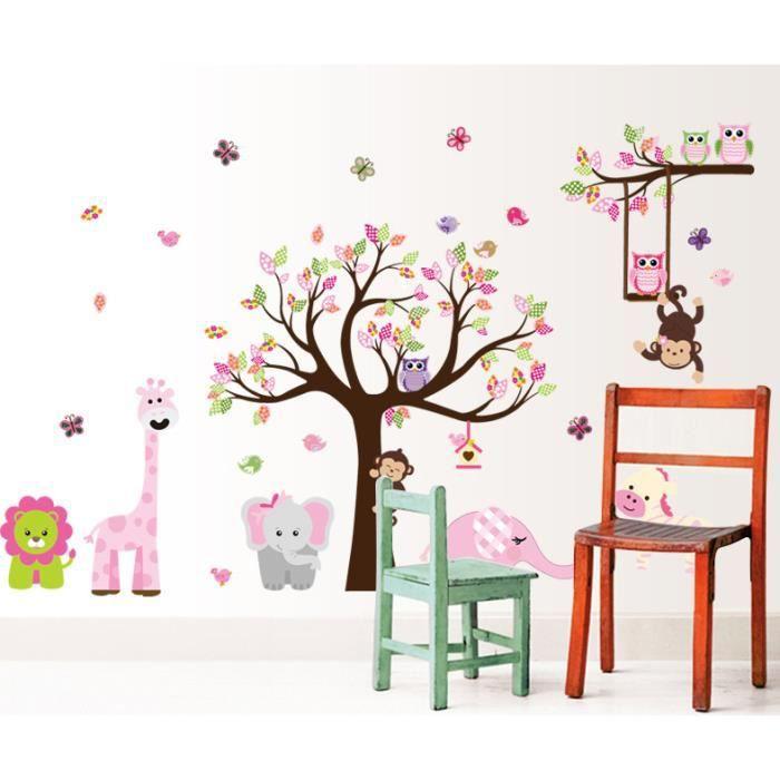 sticker mural enfant. Black Bedroom Furniture Sets. Home Design Ideas