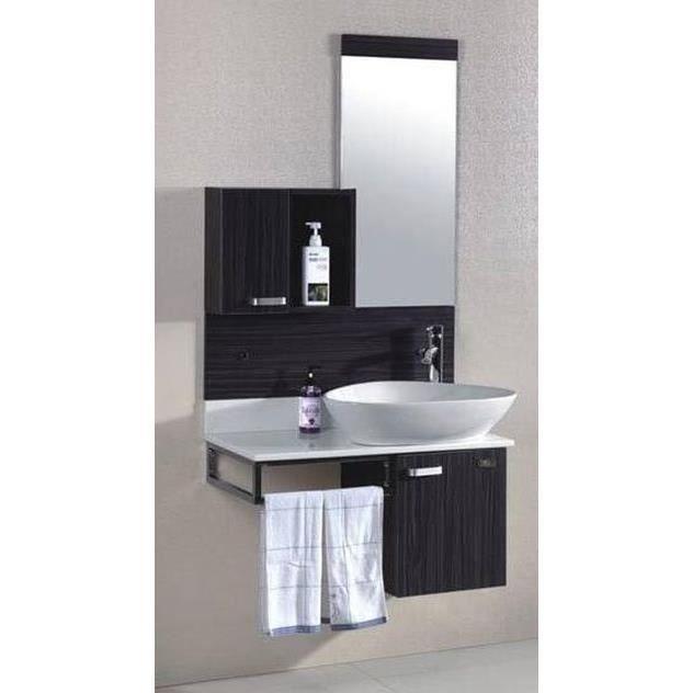 Meuble de salle de bain oslo ii achat vente salle de for Achat salle de bain complete