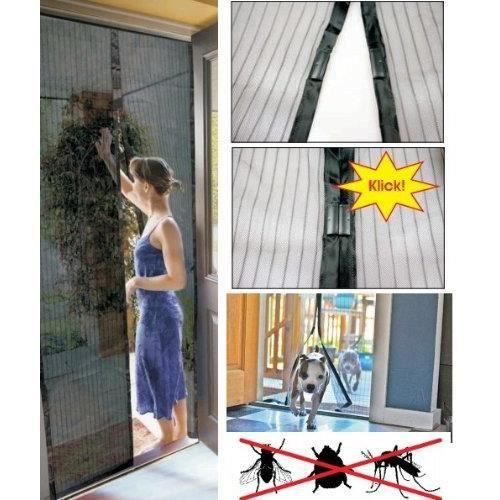 rideau magnetique anti moustique achat vente rideau cdiscount. Black Bedroom Furniture Sets. Home Design Ideas