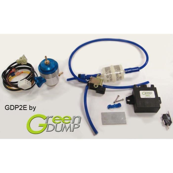 kit dump valve electronique essence generique gdp2e dvspnr2e green dump achat vente. Black Bedroom Furniture Sets. Home Design Ideas