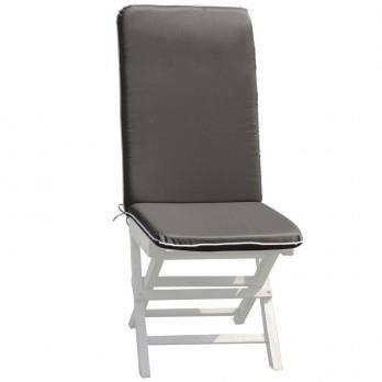 Coussin confort pour fauteuil dos assise coul achat - Coussin pour exterieur jardin ...
