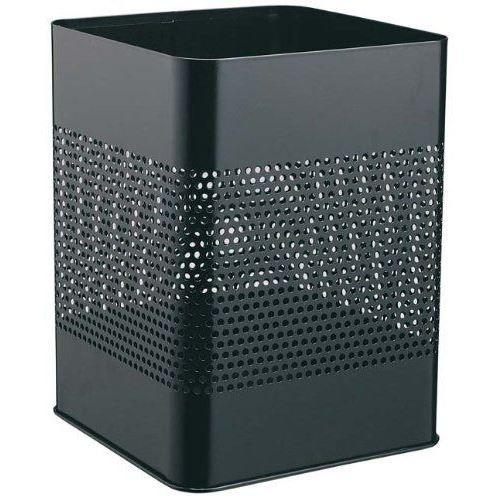 durable 332101 corbeille papier m tal ajour achat vente poubelle corbeille durable. Black Bedroom Furniture Sets. Home Design Ideas