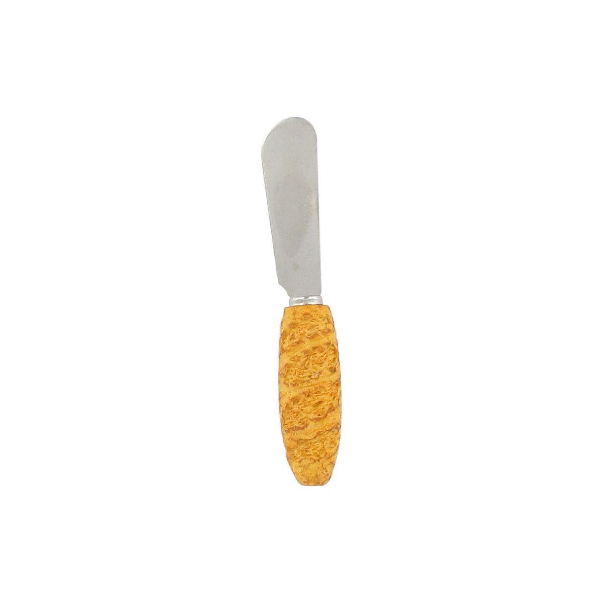 couteau beurre 39 funny kitchen 39 achat vente couteau de cuisine couteau beurre funny. Black Bedroom Furniture Sets. Home Design Ideas