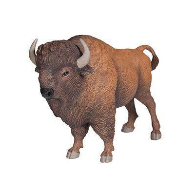 Bison d 39 am rique achat vente figurine personnage cdiscount - Coloriage bison d amerique ...