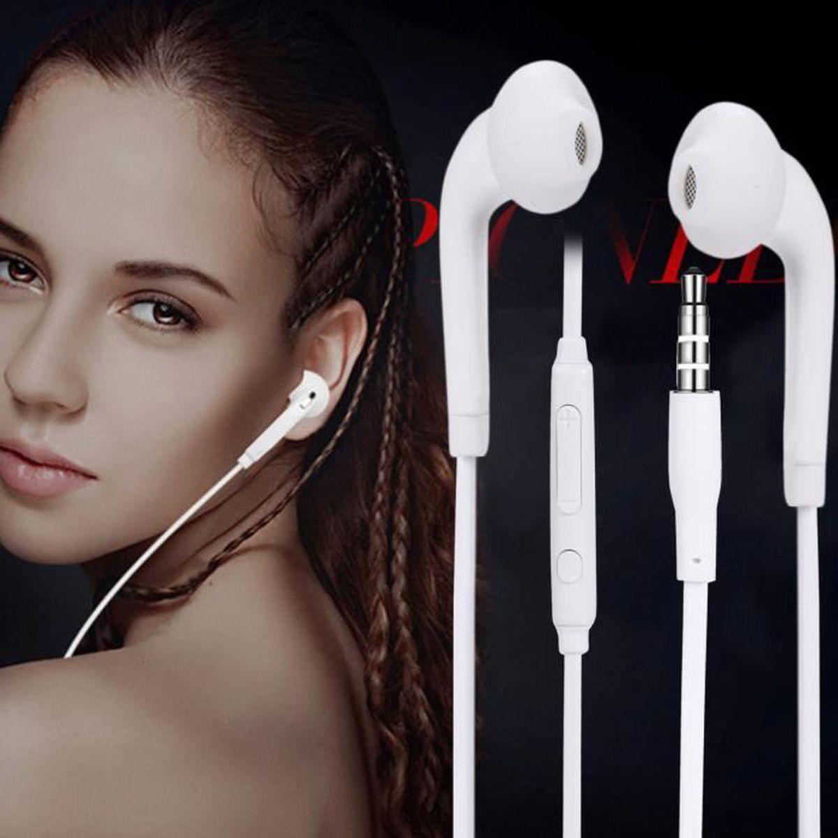 ecouteur samsung avec micro casque couteur audio avis et prix pas cher soldes cdiscount. Black Bedroom Furniture Sets. Home Design Ideas