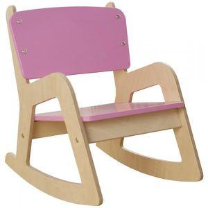 chaise a bascule rose achat vente jeux et jouets pas chers. Black Bedroom Furniture Sets. Home Design Ideas