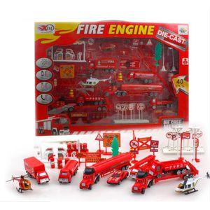 vehicule pompier achat vente jeux et jouets pas chers. Black Bedroom Furniture Sets. Home Design Ideas