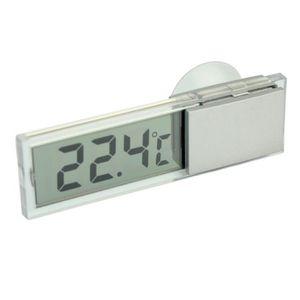 montre thermometre avec affichage sur pare brise. Black Bedroom Furniture Sets. Home Design Ideas