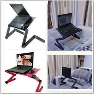 SUPPORT PC ET TABLETTE Table Ordinateur Table Articulable Ordinateur Tabl