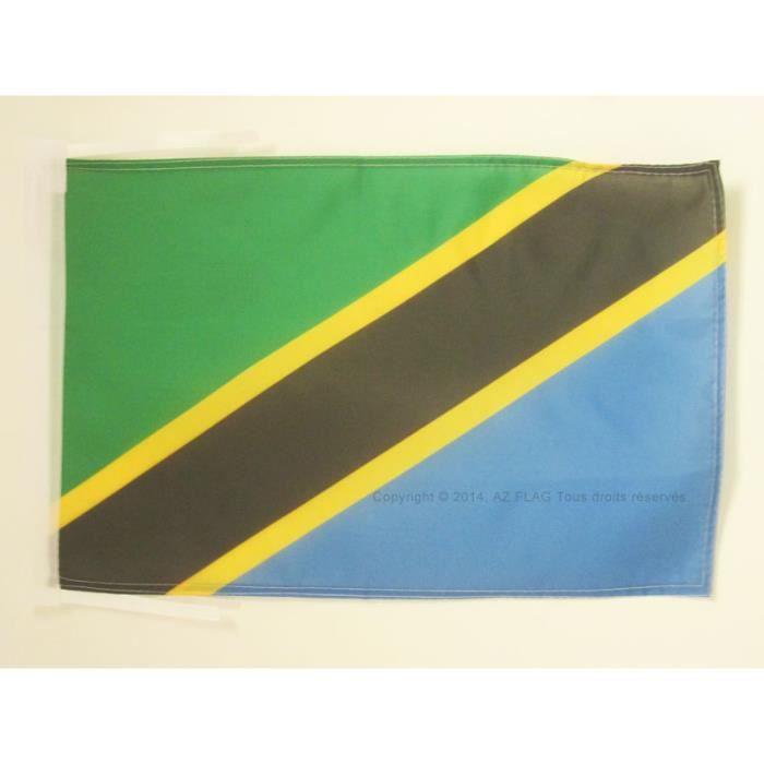 Drapeau tanzanie 45x30cm tanzanien haute qualit achat for Linge de maison haute qualite