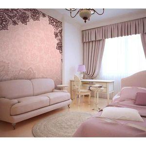 peinture rose pale achat vente peinture rose pale pas. Black Bedroom Furniture Sets. Home Design Ideas