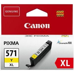 Canon Cartouche CLI-571XL Jaune XL