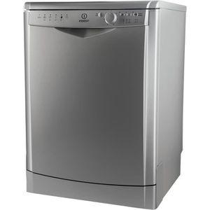Lave vaisselle pose libre- Largeur 60 cm - Capacité 13 couverts - Niveau sonore 49 dB - Classe énergétique A+ - Interface LED - 6 programmes donc Cycle Eco & Rapide 40min - Consommation d'eau 11 L/cycle - Départ différé 3/6/9h - Cuve et Filtre Inox - Inox