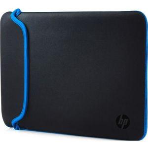 "COQUE - HOUSSE HP 15.6"" Housse - Noir/Bleu"