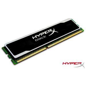 MÉMOIRE RAM Kingston 8Go DDR3 1600MHz HyperX Black