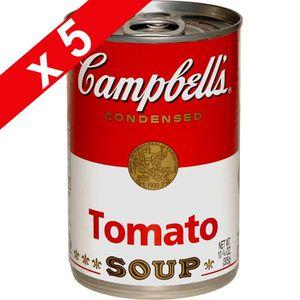 SOUPE Velouté de tomate par 5